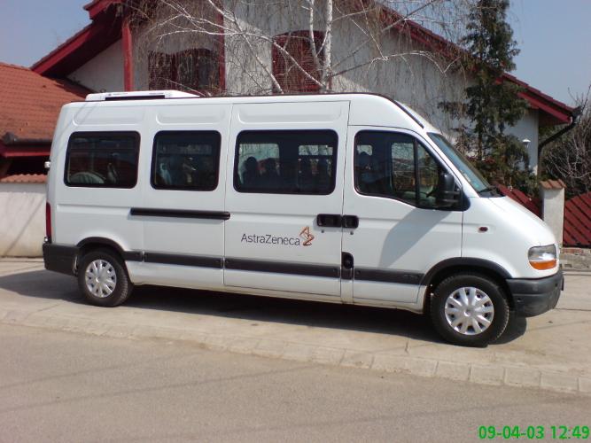 Фото рено мастер автобус